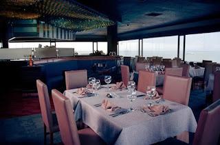 Restaurante El Girasol, único restaurante giratorio de Venezuela