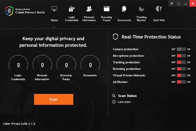 Resultado de imagen de Cyber Privacy Suite 3.