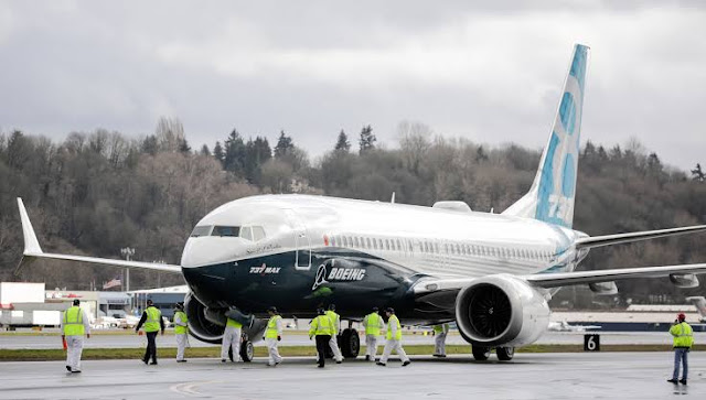 Boeing Releases 737 MAX Progress Report