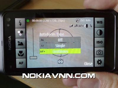 CameraPro Qt v3 02(1) S^3 Nokia Belle FP2 Signed – Qt App by