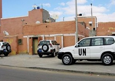 الجهوية 24- دبلوماسي كندي قادم من عاصمة الاتحاد الإفريقي على رأس المينورسو