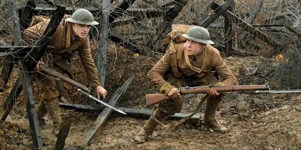Review Film 1917 (2020), Kisah Tentang Perang Dunia I