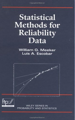 Statistical methods for reliability data