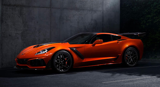 Hennessey To Boost 2019 Corvette ZR1 To 1200 HP