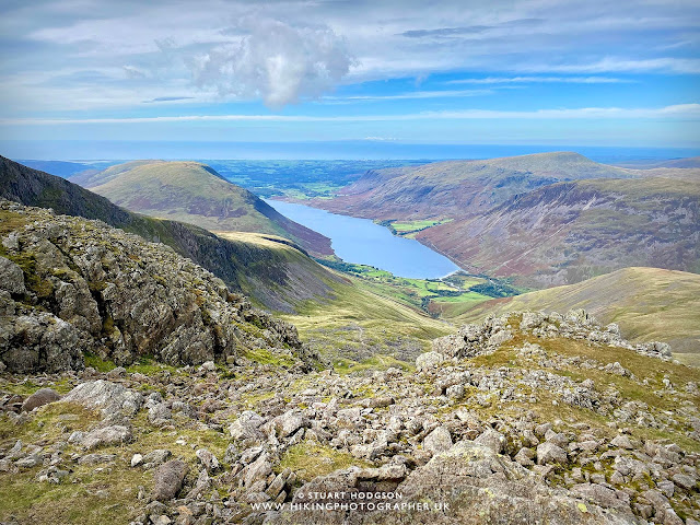 Wastwater Scafell Pike walk routes height climbing corridor route, the best route up, Seathwaite, Elevation, Hotels, Campsites Lake District