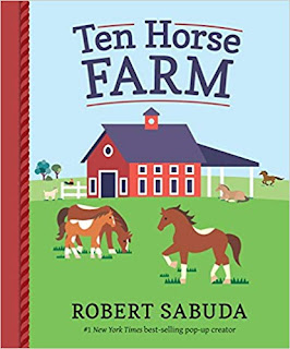 Ten Horse Farm by Robert Sabuda on Nikhilbook