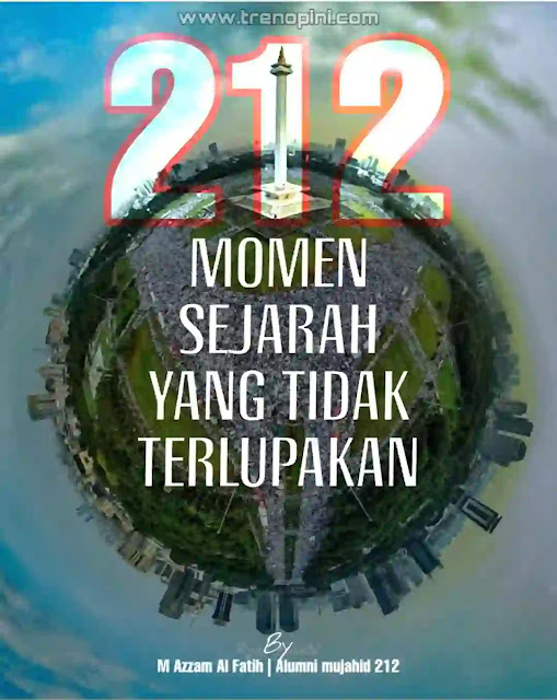 Reuni mujahid 212, sebuah event Akbar yang melibatkan berbagai ormas Islam di negeri ini. Agenda rutin yang diadakan setiap tanggal 2 Desember, meski untuk tahun ini tidak seperti biasanya yakni hanya mengadakan pertemuan 100 tokoh dan ulama karena terhalang oleh masa pandemi Corona.