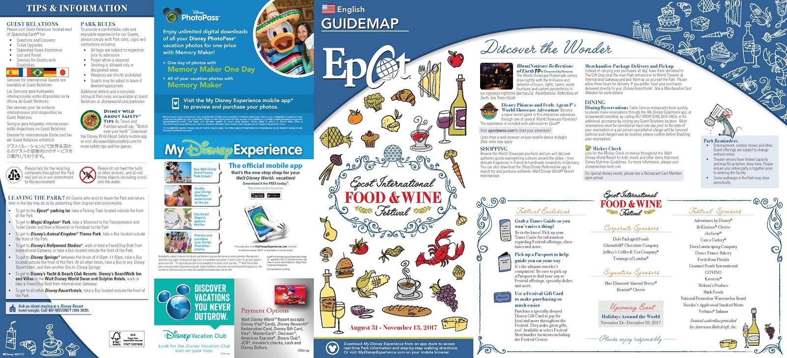 Disney LE Pin Minnie w// Mickey Ear Ice Cream Cone Epcot Food Wine Festival 2017