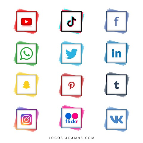 Download Logos Of All Social Media Websites In High Quality