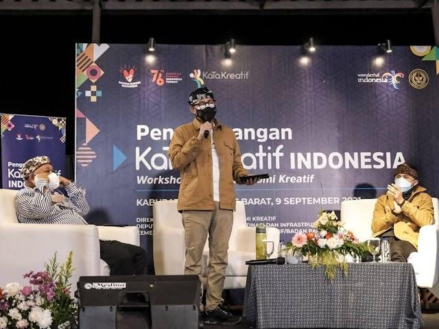 Kemenparekraf Dukung Pengembangan Potensi Wisata Kuliner dan Seni Pertunjukan Kabupaten Bandung Barat