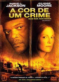 A Cor de um Crime Dublado Online