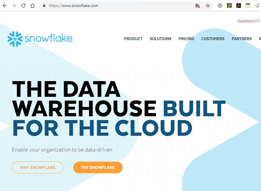 Snowflake adds $450 million in funding for data warehousing