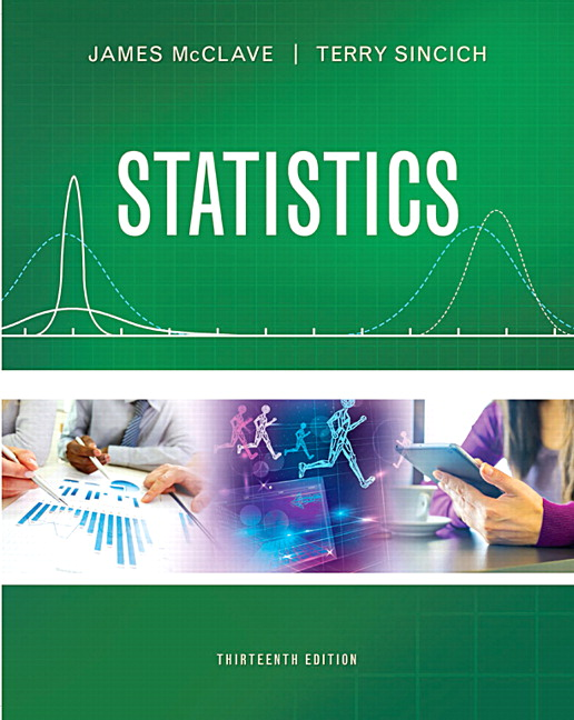 statistics 13th edition by mcclave and sincich pdf