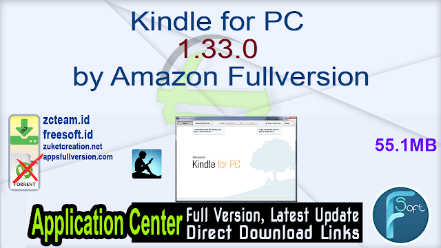 Kindle for PC 1.33.0 by Amazon Fullversion