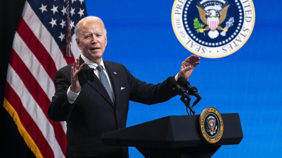 US President Joe Biden warns of sanctions after Myanmar's coup