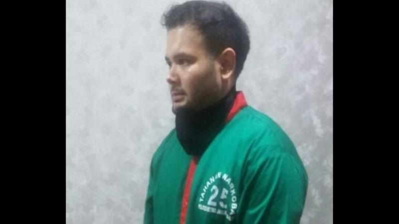Ridho Rhoma ditahan di Polres Jakbar