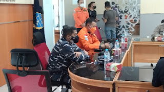 SAR  Belasan Kapal Tenggelam di Perairan Kalbar Resmi dihentikan, TNI AL lanjutkan pemantauan