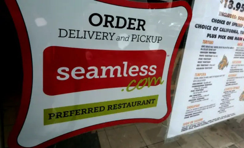 Best Food Delivery Service Apps seamless