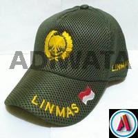 produksi toko topi linmas di bandung