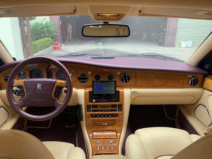 Rolls-Royce Silver Seraph - xe hiếm xuất hiện tại Việt Nam