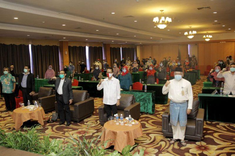 Wakil Wali Kota Batam Amsakar Achmad Sambut Baik Kegiatan Bintek IKM