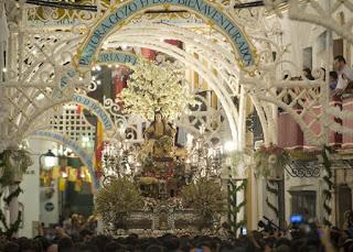 El Año Jubilar de la Divina Pastora de Cantillana se prorroga hasta junio de 2021