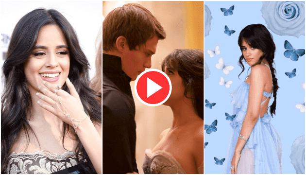 Camila cabello cinderella movie first look a magical transformation.