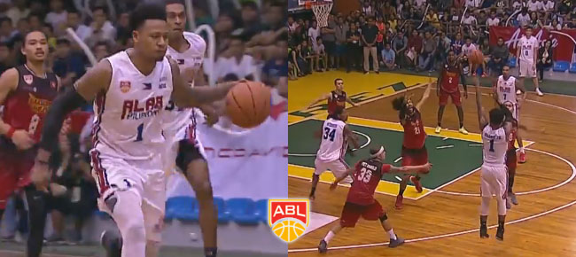 HIGHLIGHTS: Alab Pilipinas vs. Saigon Heat (VIDEO) Bobby Ray Parks 8/8 3pts!