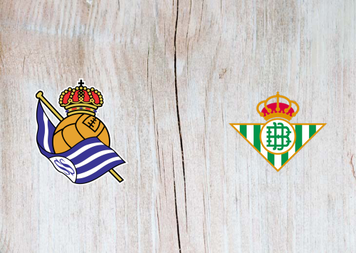Real Sociedad vs Real Betis -Highlights 20 October 2019