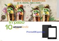 Con FuzeTea vinci subito 10 e-reader Amazon Kindle : partecipa al concorso Coca-Cola