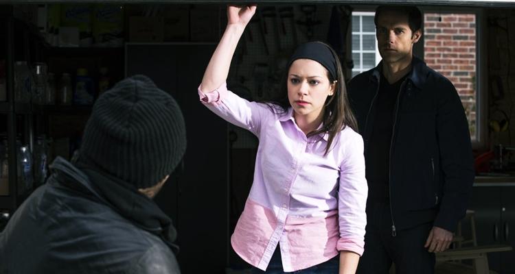 Orphan Black Sarah as Alison