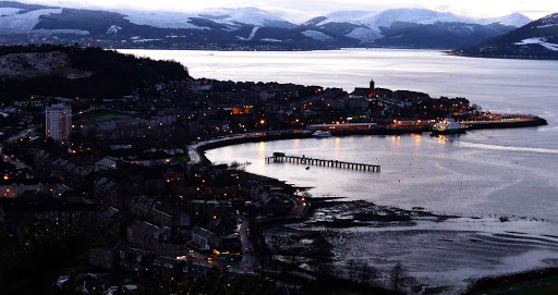 Inverclyde. Simple Pleasures Missed.