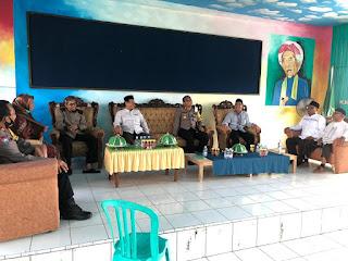Tingkatkan Silaturahim Kamtibmas, Kapolres Pangkep Kunjungi Pimpinan STAIS DDI Pangkep