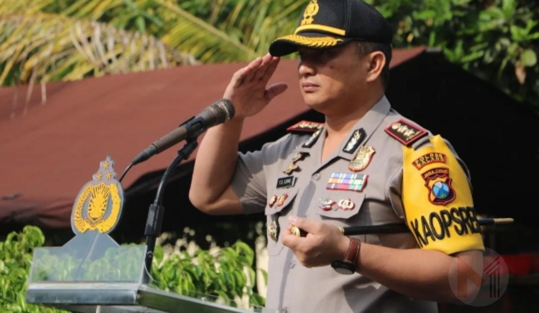 Penuh Prestasi, Nahkoda Polres Malang Berganti