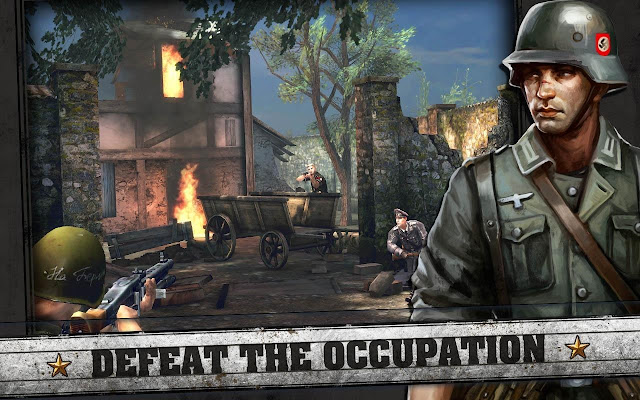 FRONTLINE COMMANDO: D-DAY for Android