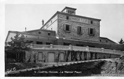Carte Postale ancienne, du Puy-de-Dôme, 63.