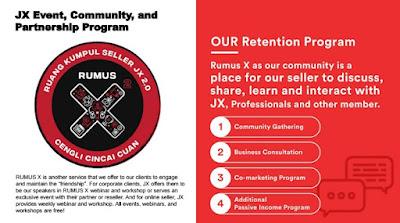 RUMUS X dari JX Indonesia
