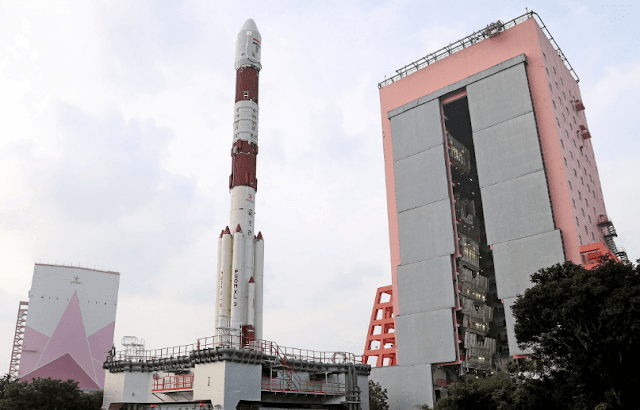 ISRO PSLV-C47 is Set To Launch CartoSAT-3 Mission