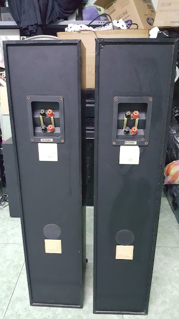 Ampli 5.1 dts - Ampli stereo - Đầu MD làm DAC - Đầu CDP - Sub woofer v.v.... - 41