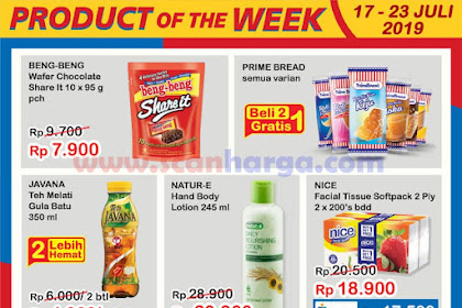 Katalog Indomaret Promo Hemat Product Of The Week 17 - 23 Juli 2019