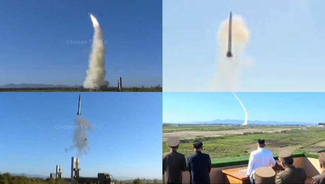 Media : AS menentukan bahwa peluncuran rudal Korea Utara sebagai uji ICBM