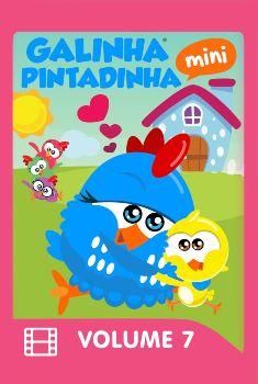 Galinha Pintadinha Mini: Volume 7 Torrent – WEB-DL 1080p Nacional