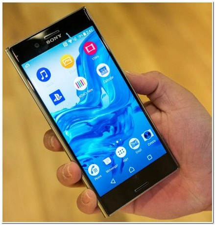 Daftar Smartphone Keren Yang Meluncur di Ajang MWC 2017
