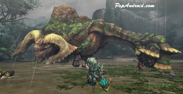 Monster Hunter PPSSPP