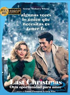 Last Christmas: Otra oportunidad para amar (2019) HD [1080p] Latino [GoogleDrive] SilvestreHD
