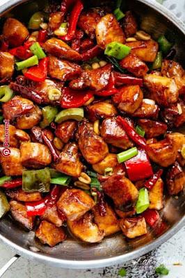 ★★★★★ |   Kung Pao Chicken