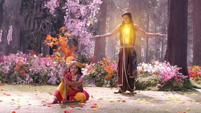 Radha Krishn: Radha Krishna Serial - Session4 E54 4th January 2021 Episode