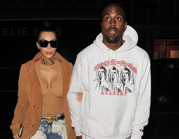 Kim Kardashian Is Fighting Nonstop With Kanye West Over Baby No. 3