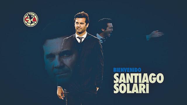 Santiago Solari entrenador América