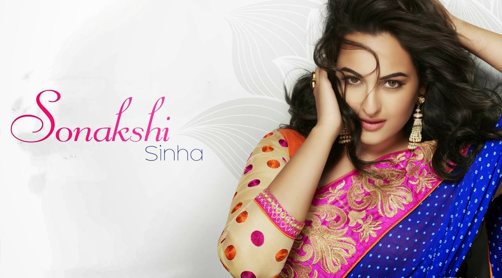 Sonakshi Sinha Hd Wallpapers: Celebrity Gossips